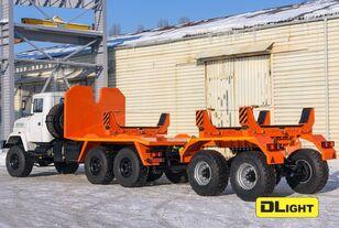 новий трубовоз КРАЗ 6322-05