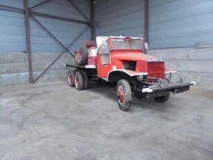 вантажівка автоцистерна GMC CCKW 353 6X6