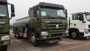 нова вантажівка автоцистерна HOWO 375