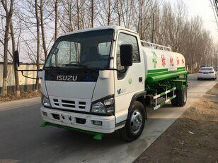 вантажівка автоцистерна ISUZU 5000L