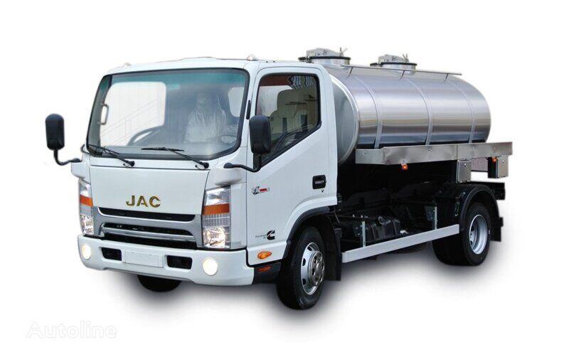 нова вантажівка автоцистерна JAC Автоцистерна для перевозки питьевой воды АЦПТ-4