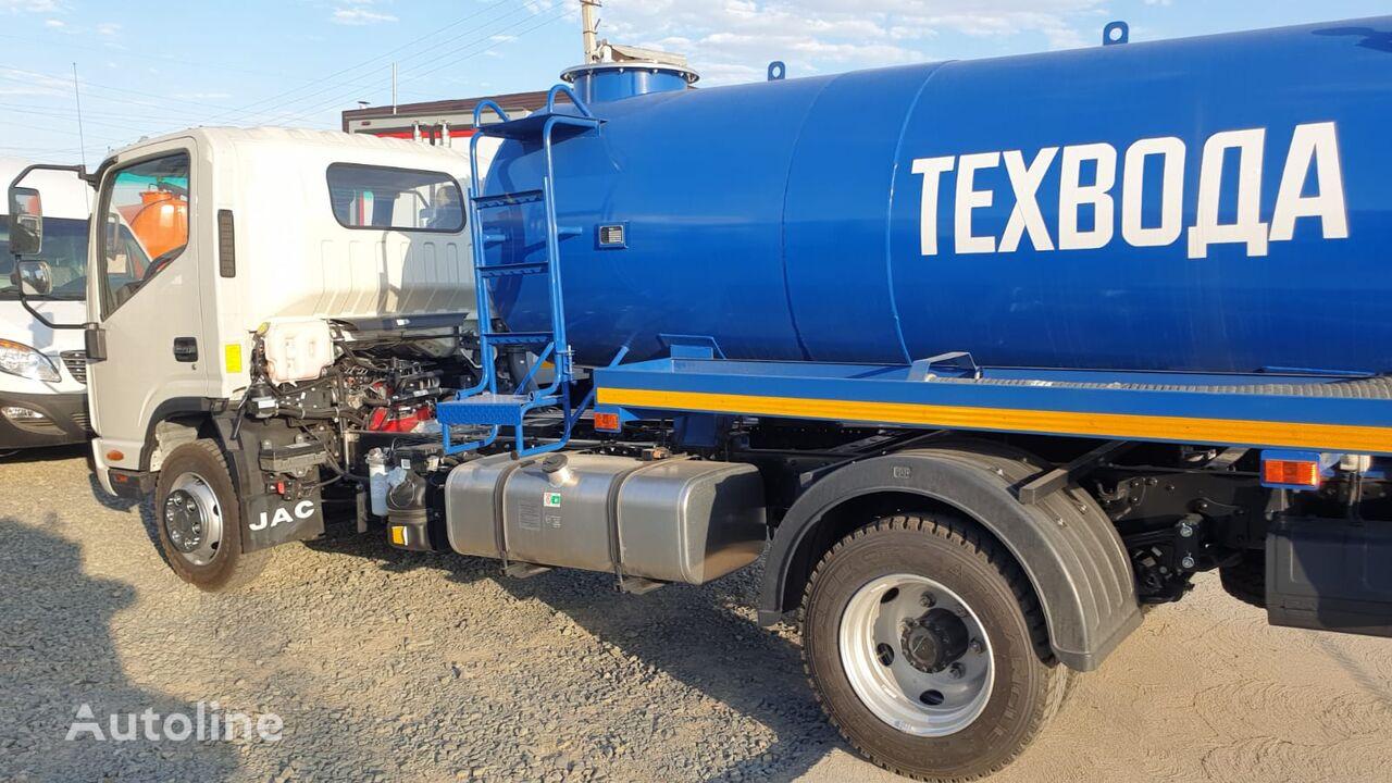 нова вантажівка автоцистерна JAC Автоцистерна для технической воды АЦ-4