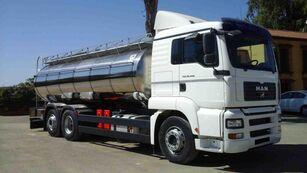 вантажівка автоцистерна MAN TGS 26 400