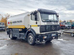 вантажівка автоцистерна MERCEDES-BENZ 1824 v6 tanker