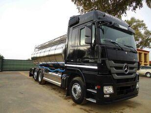 вантажівка автоцистерна MERCEDES-BENZ ACTROS 25 41