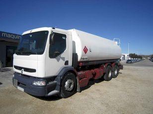 вантажівка автоцистерна RENAULT 340.26+Ros Roca 3 depósitos
