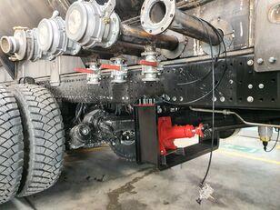 нова вантажівка автоцистерна Ram 10.000lt STEEL TANK ON TRUCK