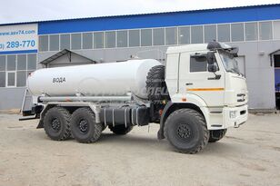 нова вантажівка автоцистерна КАМАЗ 43118 + АЦПТ-10
