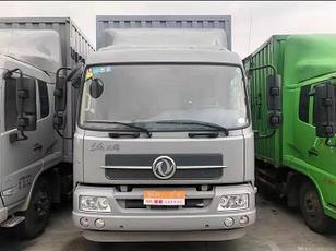 вантажівка фургон DONGFENG Cargo truck