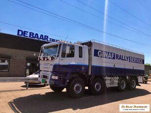 вантажівка фургон GINAF M 4446-S 8x8 assistentie voertuig
