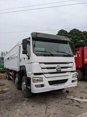 вантажівка фургон HOWO 336 HP 8x4 Drive Stake Body General Cargo Truck