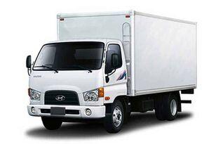 нова вантажівка фургон HYUNDAI HD78 промтоварный фургон
