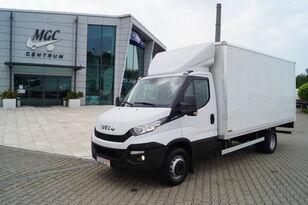 вантажівка фургон IVECO Daily 3.0 170KM, E6, 10 Palet, Kontener, Winda, Klima, Kamera