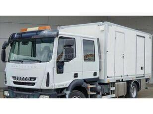 вантажівка фургон IVECO Eurocargo 120 E 25 Doka Műhelykocsi