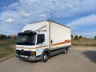 вантажівка фургон MERCEDES-BENZ ATEGO 818 L ***CAJA CERRADA***