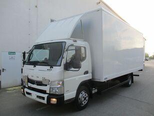 вантажівка фургон MITSUBISHI FUSO Canter 7C18 після аварії