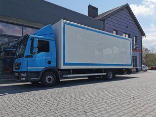 вантажівка фургон PALFINGER winda MBB C 1500L + zabudowa / kontener