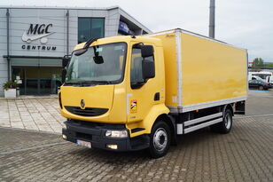 вантажівка фургон RENAULT Midlum 12.220,idealny kontener 12EP,E5,Automat,Szybki rozwóz