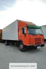 вантажівка фургон VOLVO FL7 260 Intercooler left hand drive manual pump 19 ton