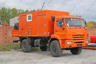 нова вантажівка фургон КАМАЗ 43502 Агрегат ремонтно-сварочный АРС