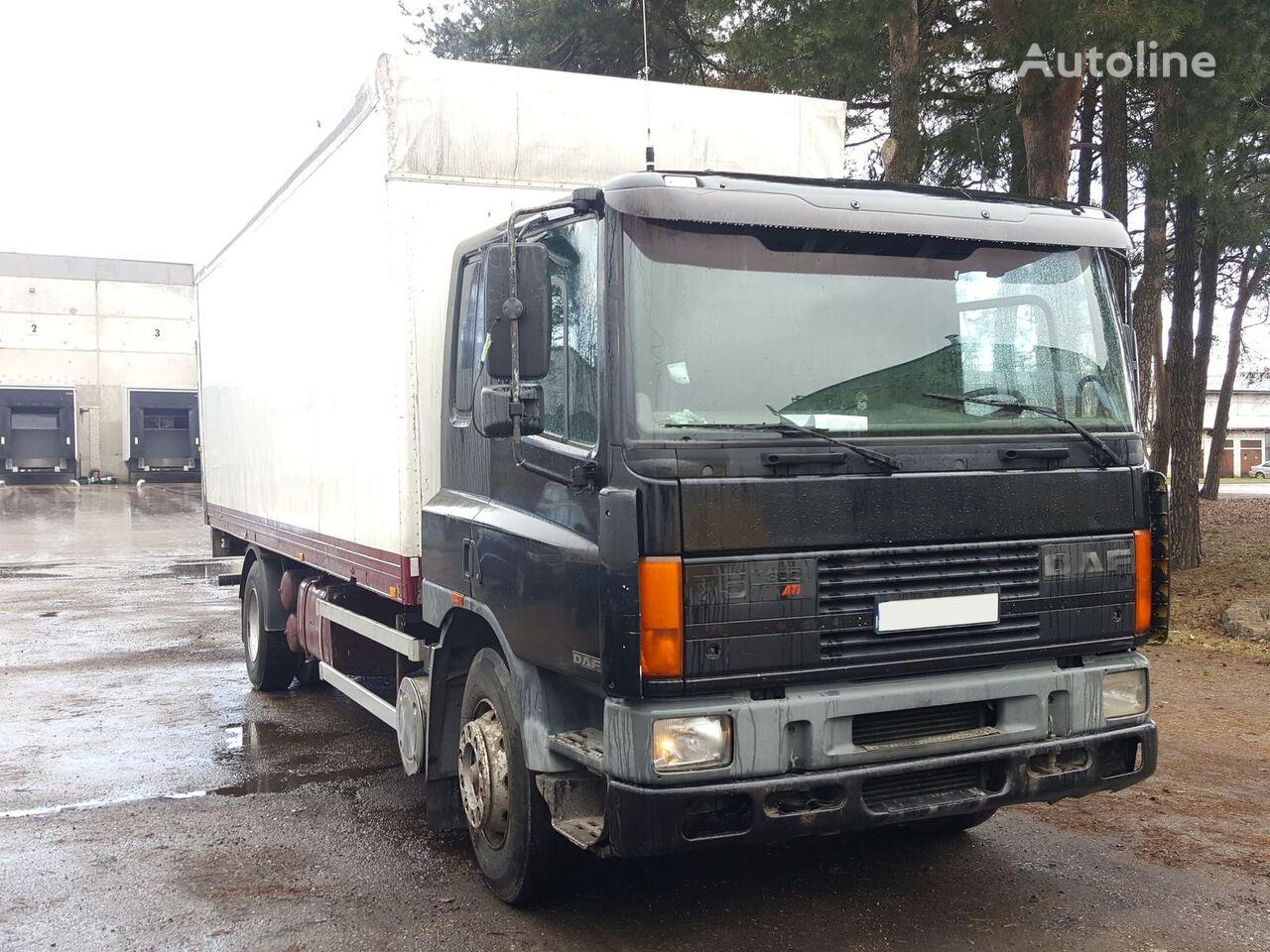 вантажівка фургон DAF 75.300 ATI