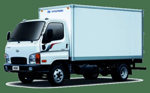 нова вантажівка фургон HYUNDAI HD 35