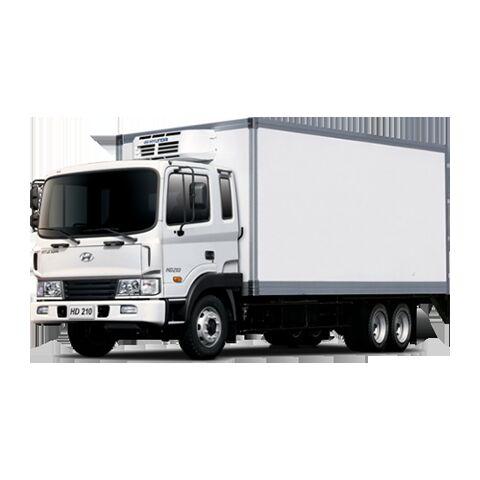 нова вантажівка фургон HYUNDAI HD210