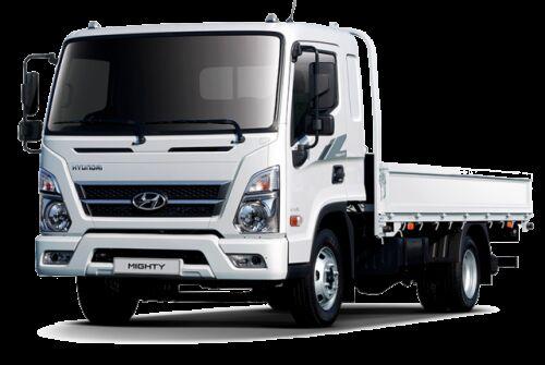вантажівка фургон HYUNDAI ex8