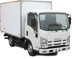 вантажівка фургон ISUZU NMR-85L