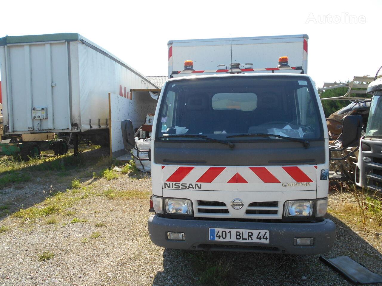 вантажівка фургон NISSAN CABSTAR