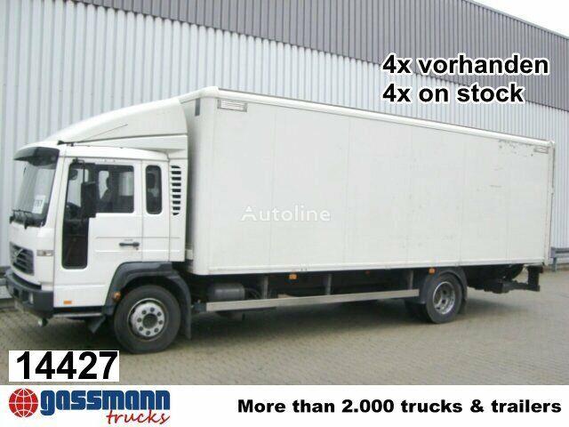 вантажівка фургон VOLVO FL 6-12