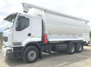 вантажівка кормовоз RENAULT LANDER 460