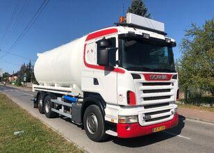 вантажівка кормовоз SCANIA R 500 SILOS -PASZOWÓZ -PELET ZBOŻE