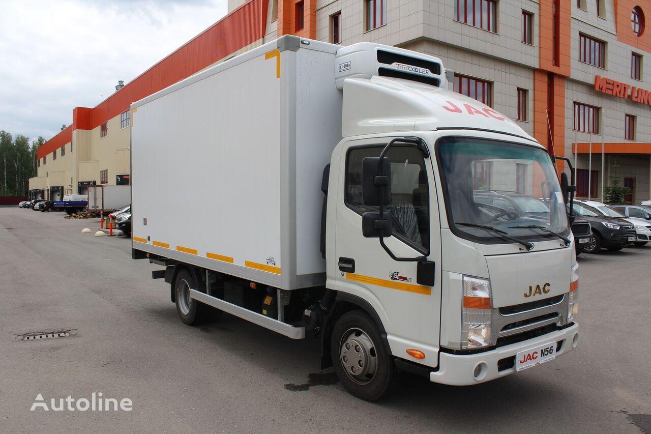 нова вантажівка рефрижератор JAC Изотермический автофургон на шасси JAC N80