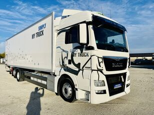 вантажівка рефрижератор MAN TGX 26.420 E6 6x2 chłodnia 24 Euro palet , Super stan