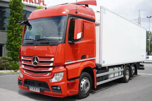 вантажівка рефрижератор MERCEDES-BENZ Actros 2542 , E6 , 6x2 , 19 EPAL , lift axle , StreamSpace