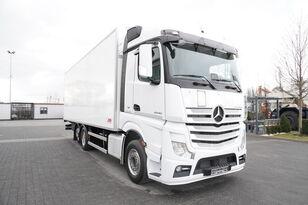 вантажівка рефрижератор MERCEDES-BENZ Actros 2542 , E6 , 6x2 , 20 EPAL , Height 2,60m , retarder