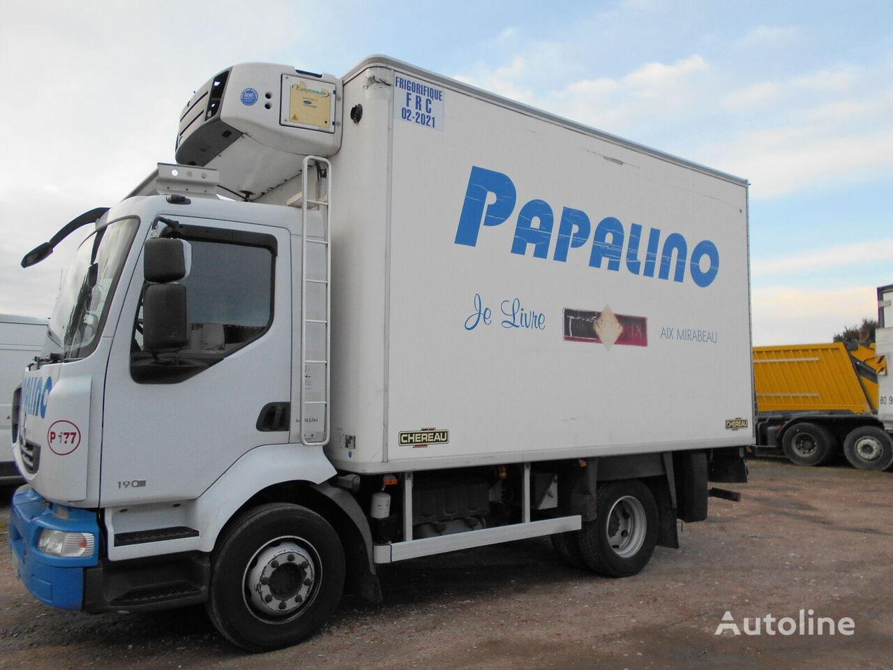 вантажівка рефрижератор RENAULT Midlum 190
