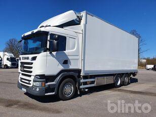 вантажівка рефрижератор SCANIA R560 6x2*4