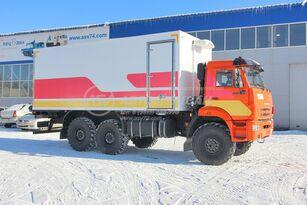 нова вантажівка рефрижератор КАМАЗ 43118-3027-50