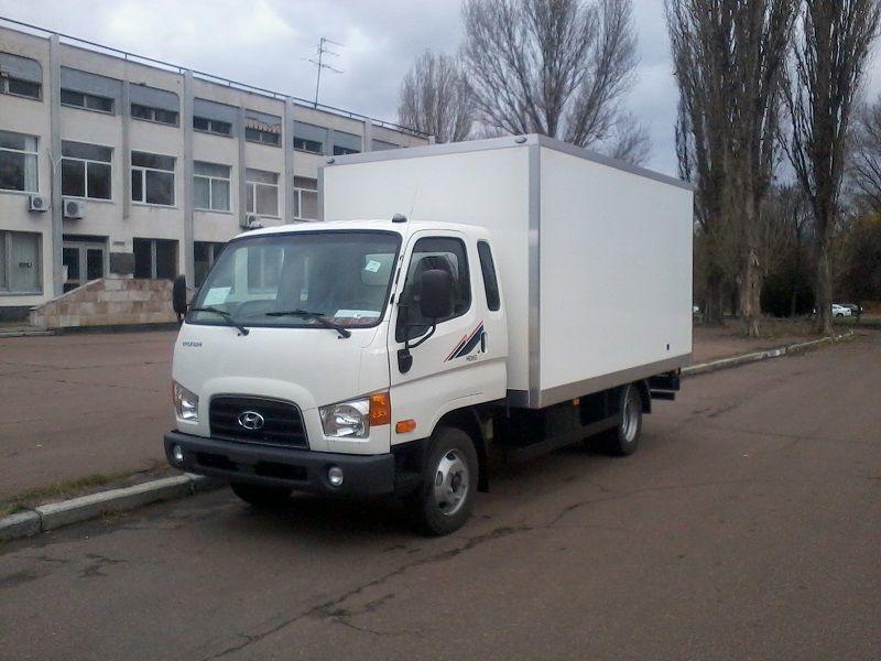 нова вантажівка рефрижератор HYUNDAI HD-35
