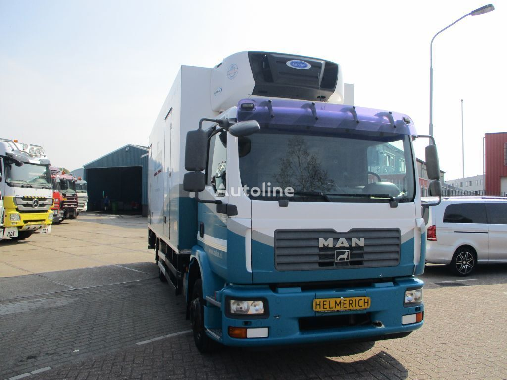 вантажівка рефрижератор MAN 12.240 TGM EURO 4