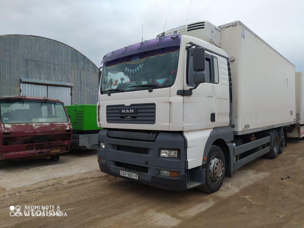 вантажівка рефрижератор MAN TGA 26.400