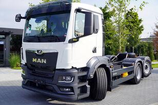 нова вантажівка шасі MAN TGS 26.430 6x2-4 LL CH / EURO 6D / FACTORY NEW / NEW MODEL
