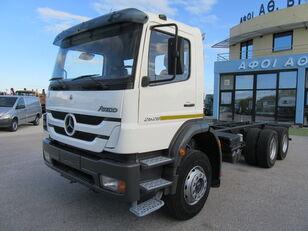 вантажівка шасі MERCEDES-BENZ 2628 6x4 ATEGO