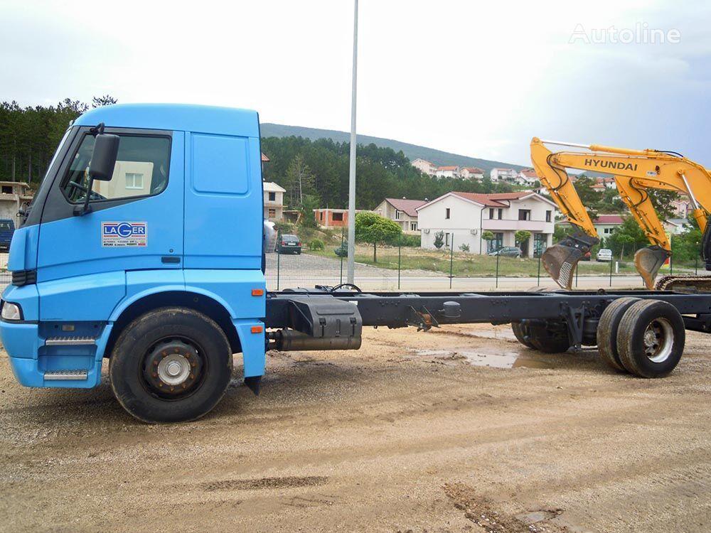 вантажівка шасі BMC Profesional 625