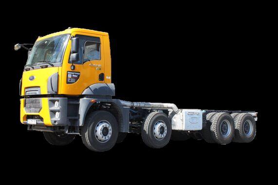 нова вантажівка шасі FORD Trucks 4142Р