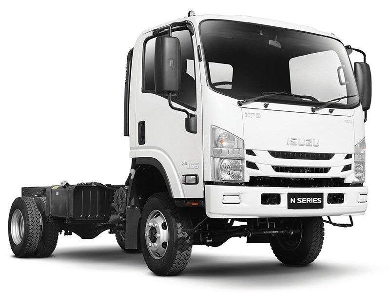 нова вантажівка шасі ISUZU NPS 75 К