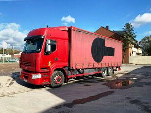 вантажівка шторна RENAULT Premium 380DXi/LBW1500kg/Klima