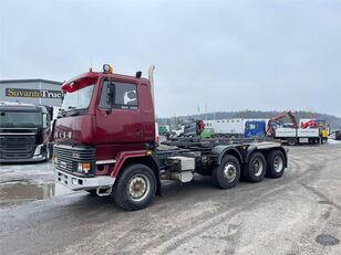 вантажівка тросовий мультиліфт SISU SM 300 Kympitetty 2020